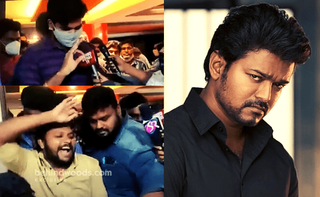 First Public review of Thalapathy Vijay and Vijay Sethupathi's Master; viral videos