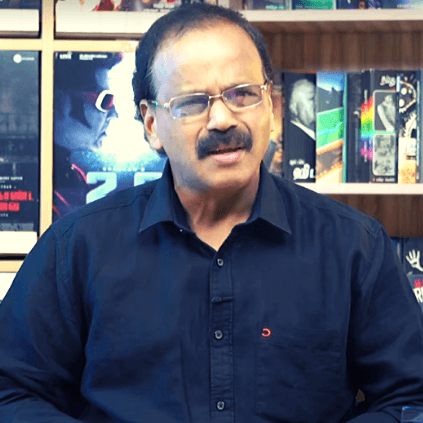 G. Dhananjayan talks about the impact of cinema in reforming society