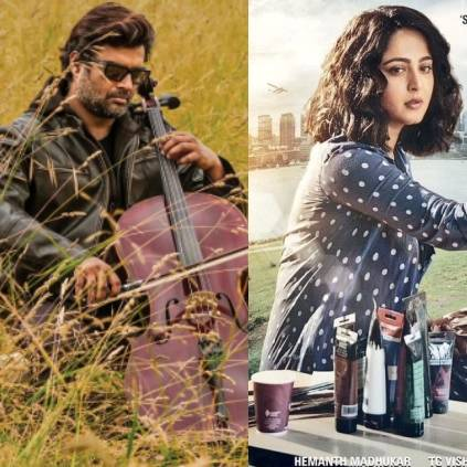Gautham Menon to do this for Anushka and Madhavan's next