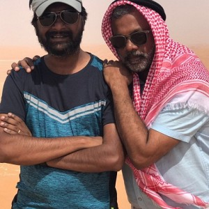 Gautham Menon gives out a 'very hot' update