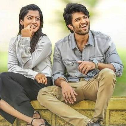 Geetha Govindam collects 6 crores in the Tamil Nadu Box office