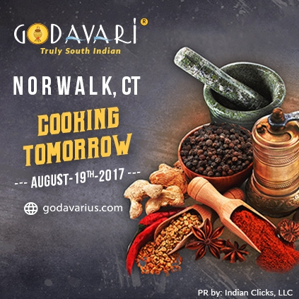 Godavari to launch their second location in the state of Connecticut