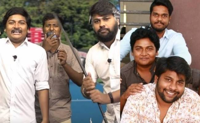 Gopi and Sudhakar's feature film is a biggie says director SAK