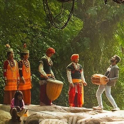 GV Prakash Kumar's Sarvam Thaala Mayam jukebox by AR Rahman