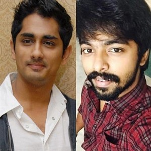 GV Prakash-Siddharth film gets an appealing title