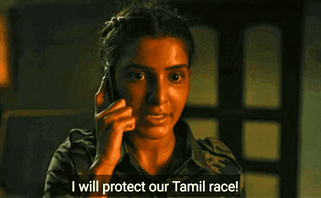 Here's why Samantha decided to do the role of a Eelam rebel in The Family Man Season 2