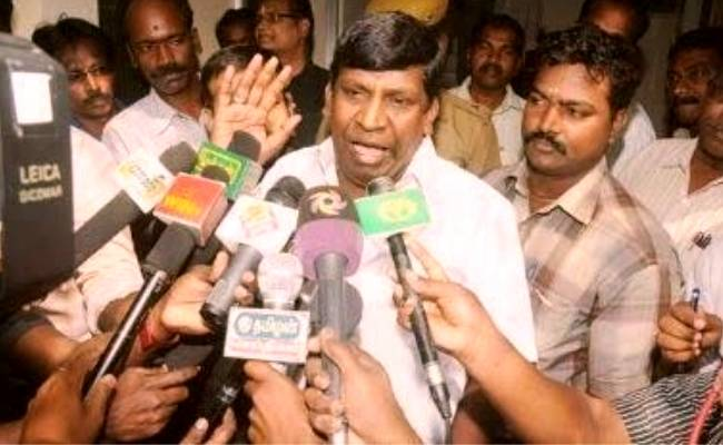Here's why Vadivelu lodged complaint against actors Manobala and Singamuthu