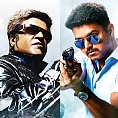 Highest collecting Tamil films - From Rajinikanth's Enthiran to Vijay's Theri!