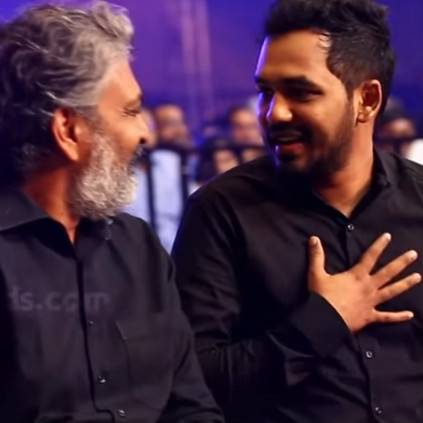 Hiphop Tamizha's entry at the Behindwoods Gold Medals 2018