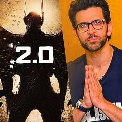 Bollywood superstar Hrithik's statement on 2.0 trailer