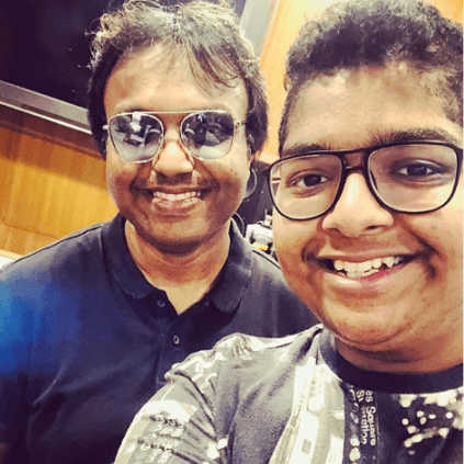 Imman introduces legendary singer's son in Jeeva's Seeru