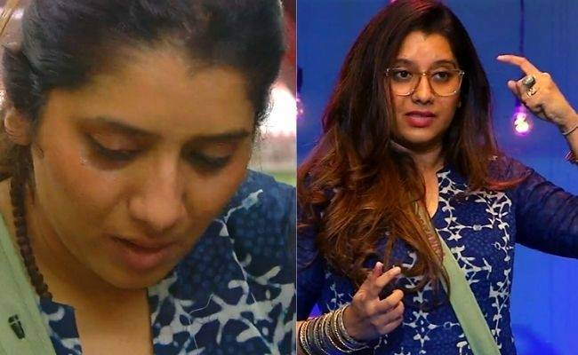 """""""Innaiku naan yen ipdi irukken?"""" Priyanka opens up about her life story in BB 5 for the first time"""