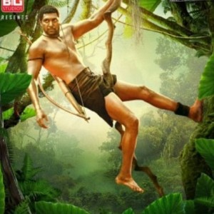A fit Jayam Ravi at it!