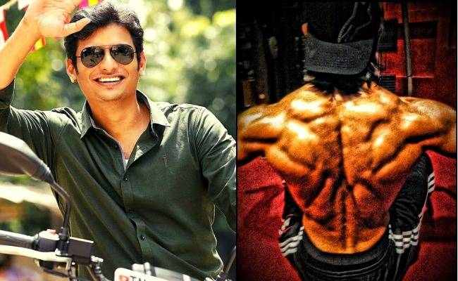 Jiiva wishes an 'electrifying birthday' for this mass hero; surprises with these UNSEEN pics from his next