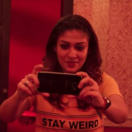Jinthako video song promo from Nayanthara's Airaa