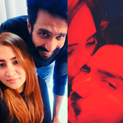Jwala Gutta and Vishnu Vishal's Valentine's Day post is going viral confirms relationship