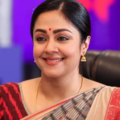 Jyothika's Ratchasi to release on July 5 and Star Vijay to