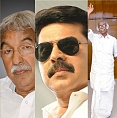 Mammootty asks ex-CM Oomman Chandy not to be jealous