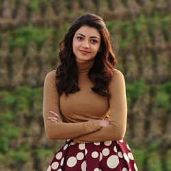 Kajal Aggarwal in this big biopic film?