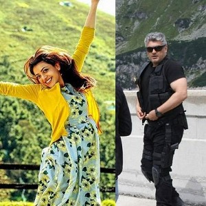 Kajal Aggarwal finally reveals her character in Vivegam