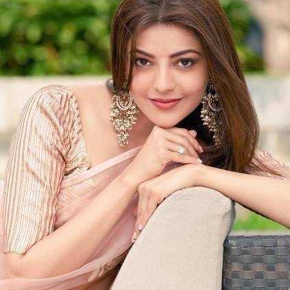 Kajal Aggarwal to play the role of 85 years old in Kamal Haasans Indian 2