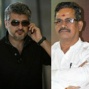 Kalaipuli Thanu to produce a film for Ajith? Thanu Clarifies!