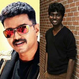 '' I wish Vijay thambi and Atlee to give us a bigger hit than Theri''