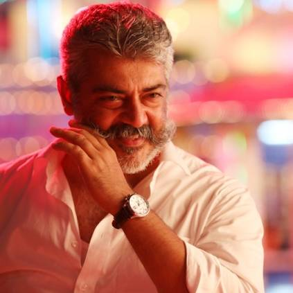 Kalairani shares her experience with ajith in Viswasam