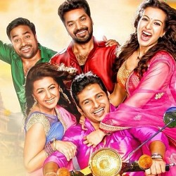 Kalakalappu 2 gets an above average verdict at the Chennai box office