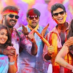 Kalakalappu 2 opening weekend chennai city box office report