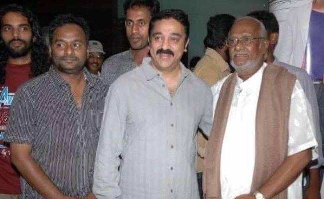 Kamal Haasan pens emotional tribute to Filmmaker GN Rangarajan
