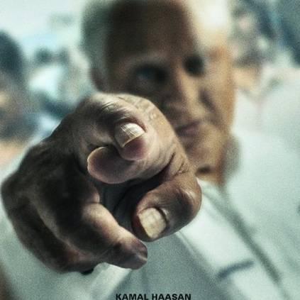 Kamal Shankar Anirudh Kajal Indian 2 action-sequence update