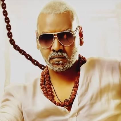 Kanchana 3 motion poster ft. Raghava Lawrence