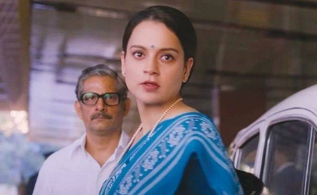 Kangana Ranaut dismisses rumours about Thalaivi release; Shares important UPDATE