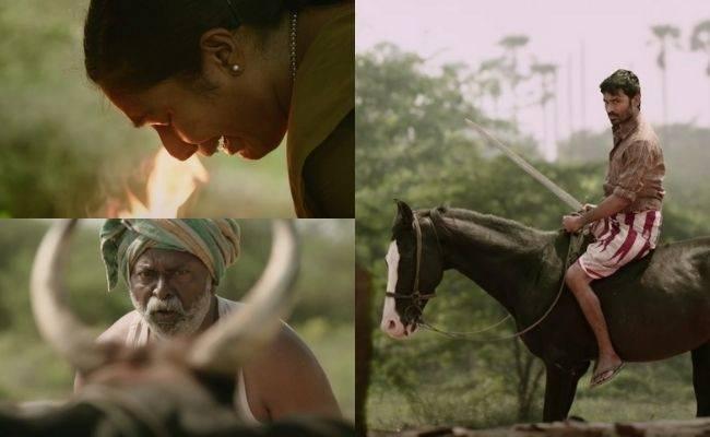 Karnan Teaser video ft Dhanush, Mari Selvaraj, Rajisha Vijayan
