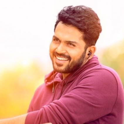 Karthi and Rashmika Mandanna's Sultan shooting details