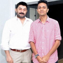 Karthick Naren confirms that Arvind Swami is on board for Naragasooran