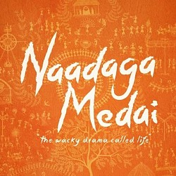 Karthick Naren's third film titled as Naadaga Medai