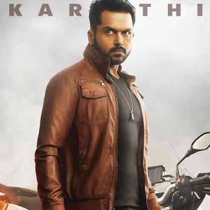 Karthi's 17th film officially titled as Dev