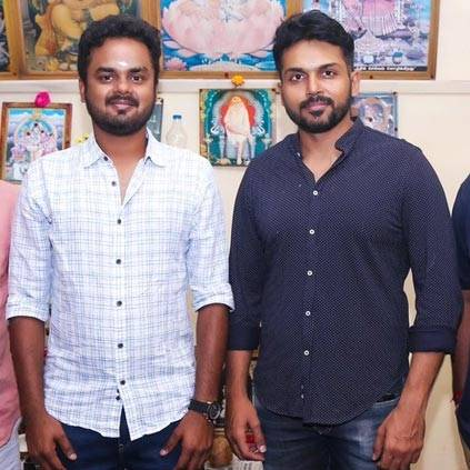 Karthi's Dev official shooting update