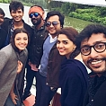 """It was raining heavily in Ooty but the crew cooperated''"