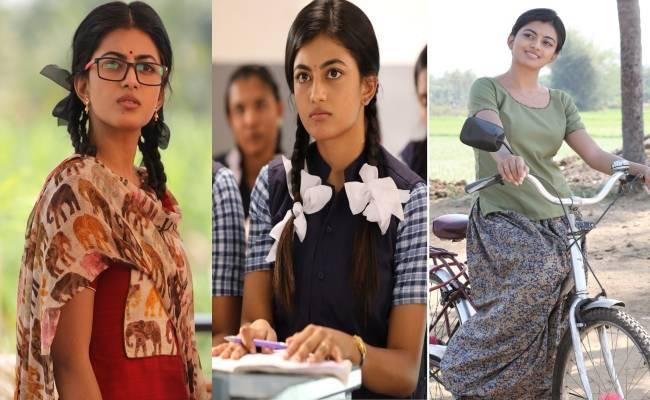 Kayal Anandhi announces next film titled 'Kamali from Nadukaveri'