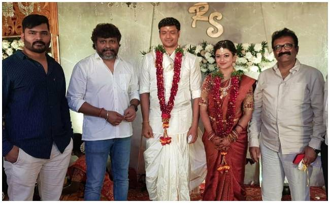 Kayal Anandhi gets married We have the dope on the groom