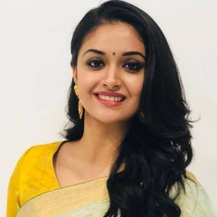 Keerthy Suresh on small screens for this Pongal
