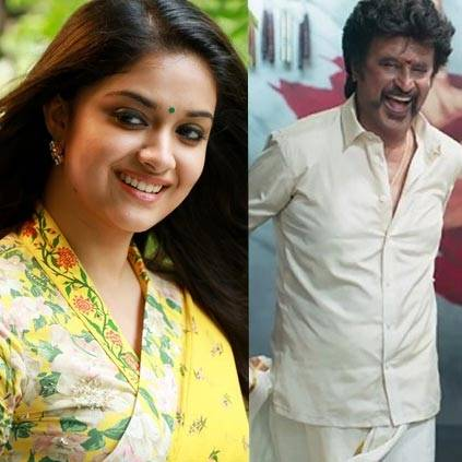 Keerthy Suresh shares her opinion on Rajinikanth's Petta