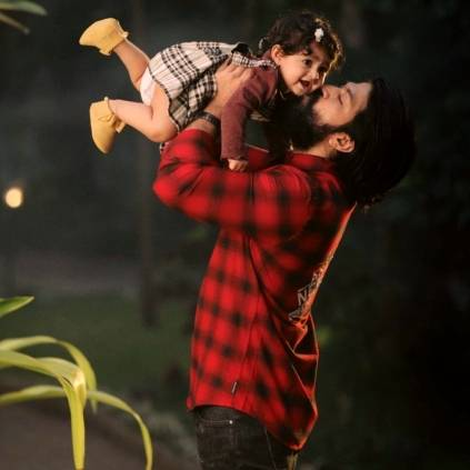 KGF star Yash and Radhika's birthday wish for daughter Ayra is unmissable