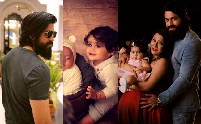 KGF star Yash's wife Radhika Pandit shares the glimpse of baby boy, viral picture