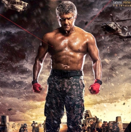 Ajit New Movie Vivegam