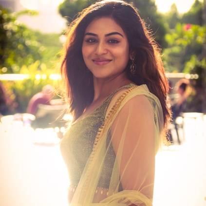 Lady Superstar Nayanthara and RJ Balaji's Mookuthi Amman gets Bigil star Indhuja