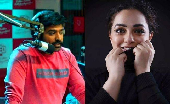 Latest announcement on Vijay Sethupathi, Nithya Menen's next ft Indhu